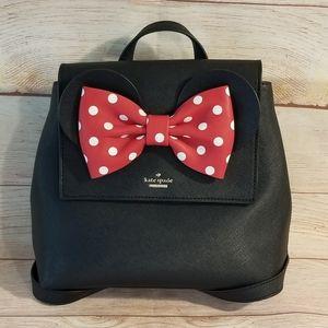 ♤NWT Kate Spade X Minnie Mouse Neema Backpack